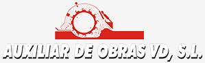 Auxiliar de Obras Logo